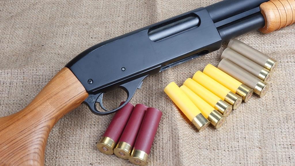 deer shotgun pump action