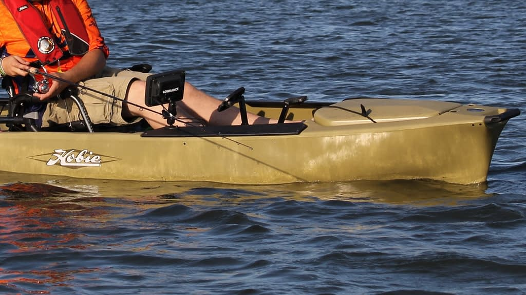 How To Convert A Kayak To Motor Or Pedal Power