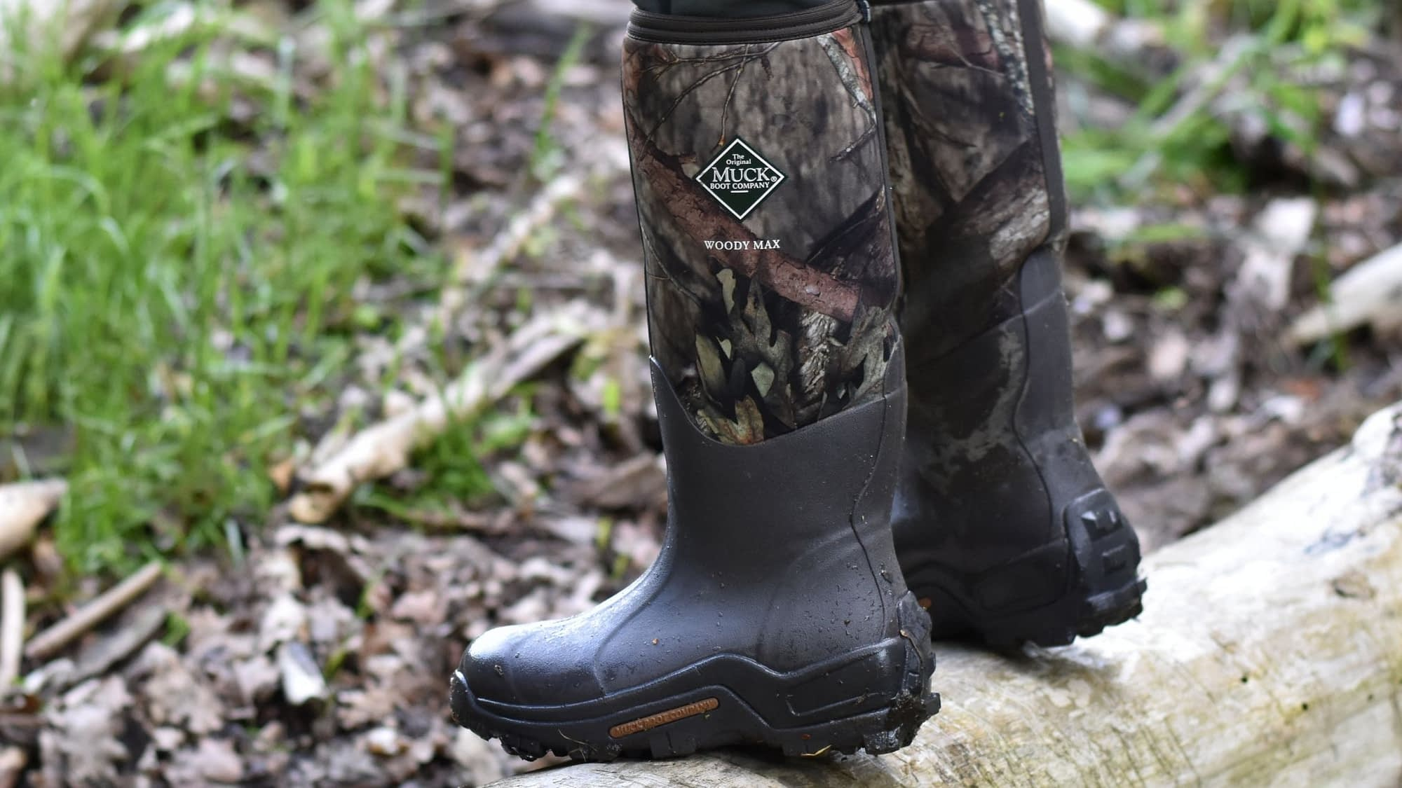 Woody Max Muck Boots Review