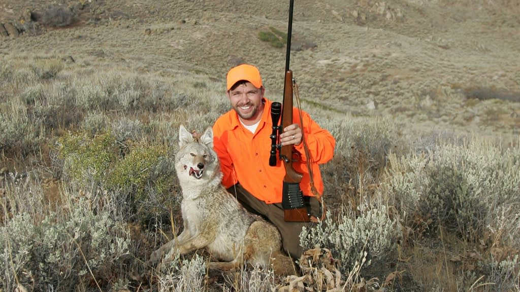 Beginners guide Coyote Hunting