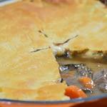 Venison Steak And Kidney Pie