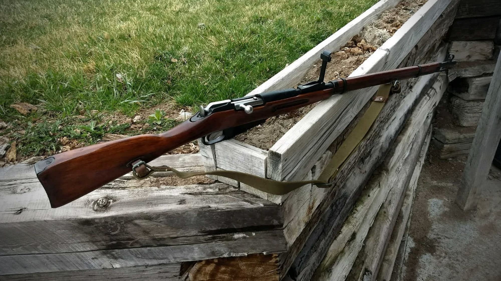Can You Hunt With a Mosin Nagant?