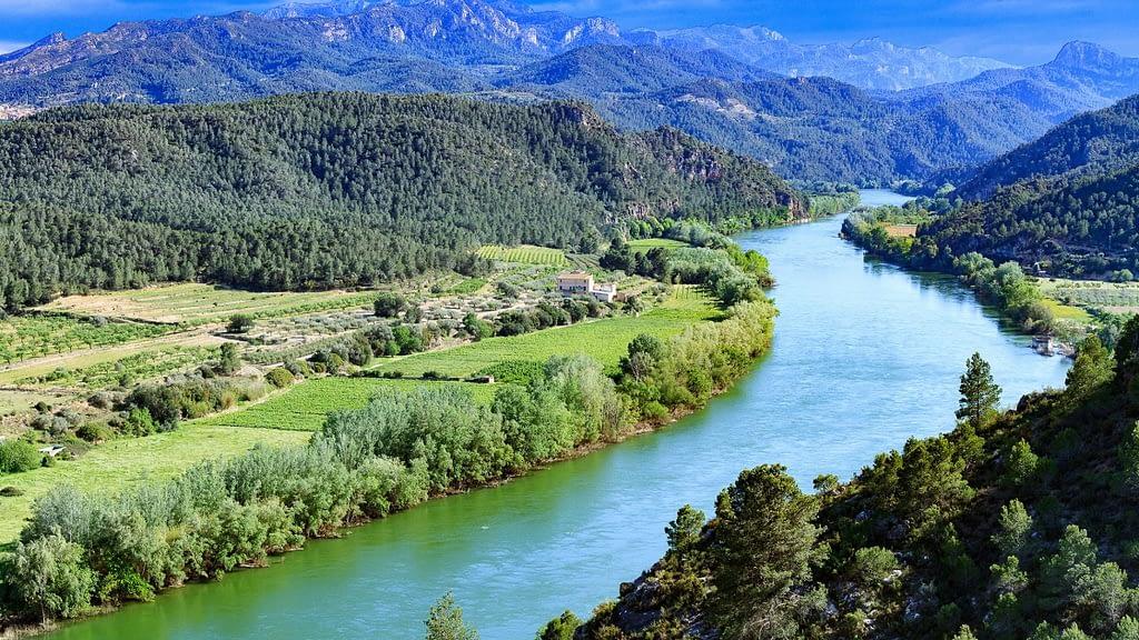 River Ebro Spain