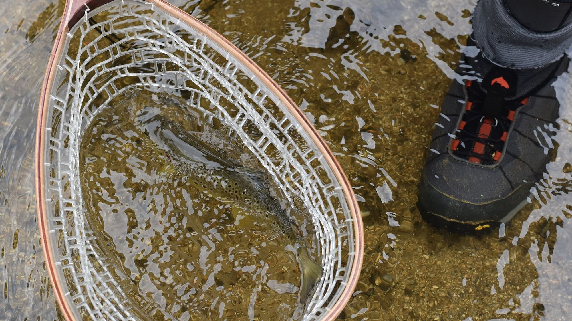 Simms Flyweight Wading Boots Review